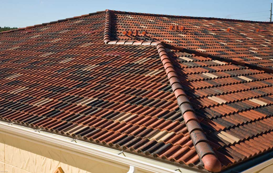 Sun coast roofing commercial residential roofing for Roof tile patterns